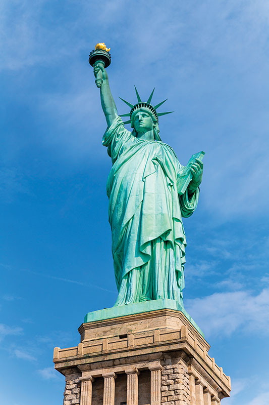 The Statue of Liberty Turns 129 Years Old - Emerald Coast ...