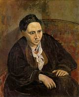 Portrait of ​Gertrude Stein​